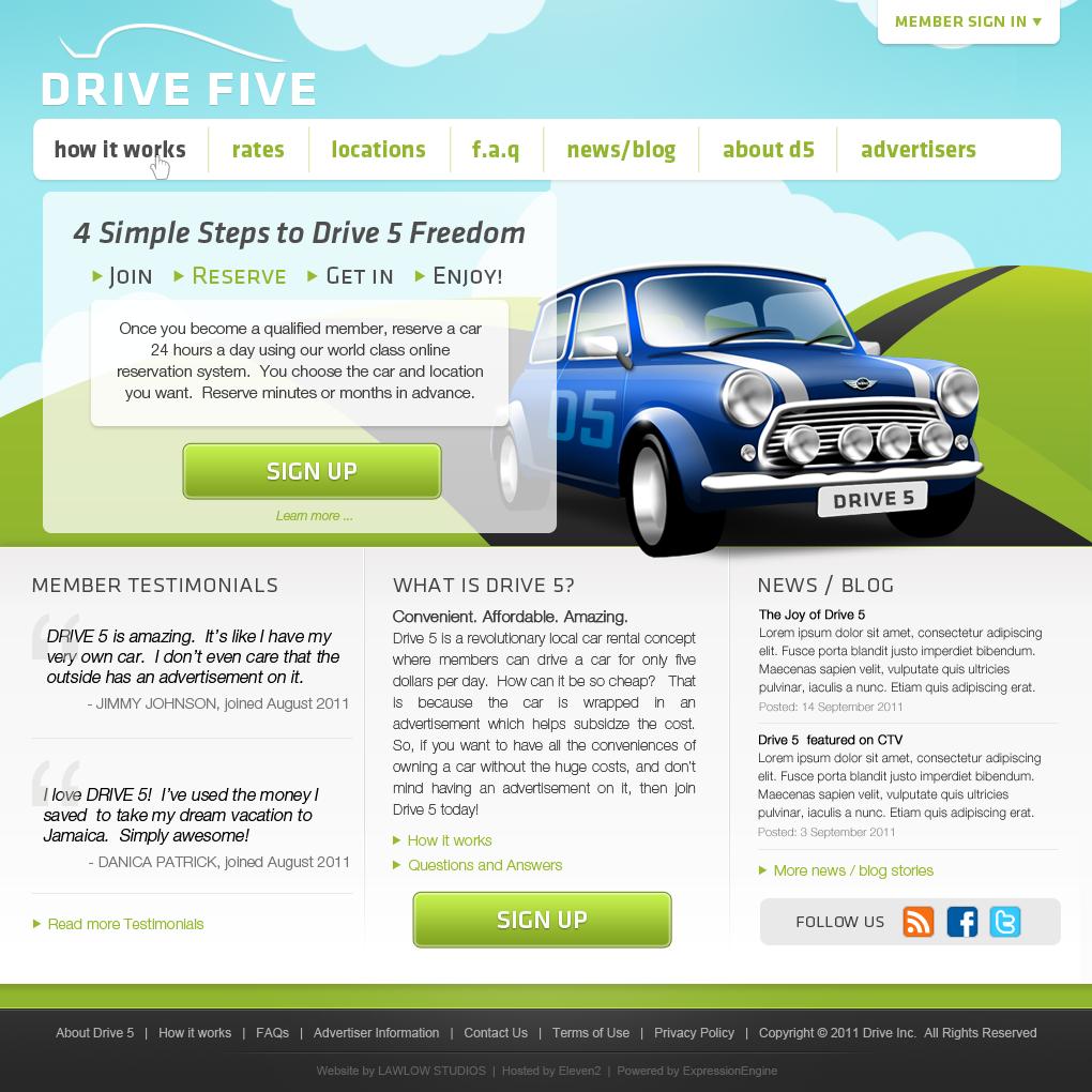 Drive 5