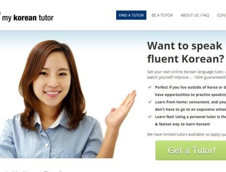 My Korean Tutor
