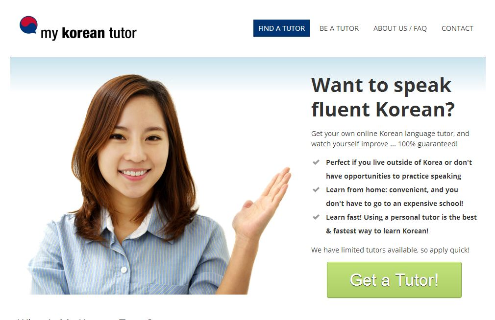 My Korean Tutor
